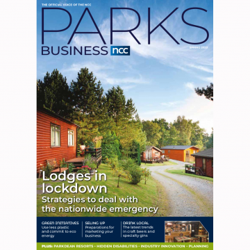 NCC makes Parks Business magazine available free during COVID-19