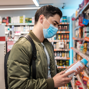 Face masks compulsory in retail outlets