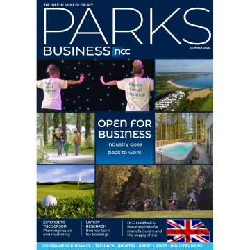 Summer issue of Parks Business covers crucial topics for the industry