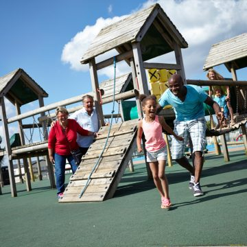 Guidance for managing playgrounds and outdoor gyms