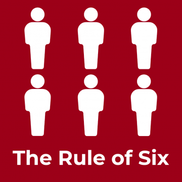 New regulations to ensure businesses comply with the rule of 6 and maintain social distancing
