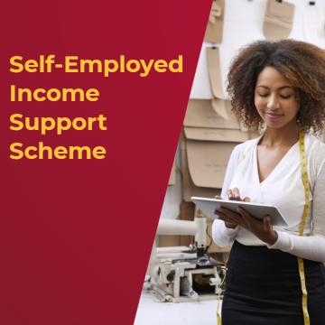 Self-Employment Income Support Scheme – second grant