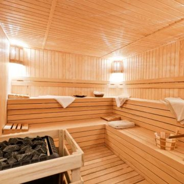 Saunas and steam rooms – Government guidance updated