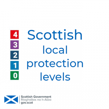 Three Scottish council areas move to Level 3 from 18 December