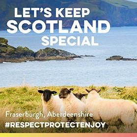 VisitScotland launches responsible tourism campaign