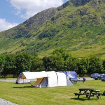 Facilities for campers and motorhomers in Scotland – TV programme to investigate