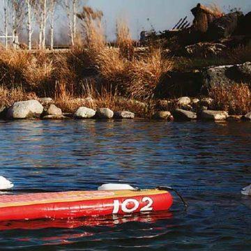 Environment Agency update on waterbased activities