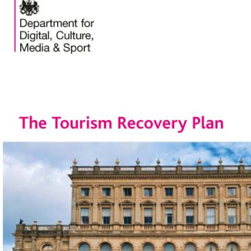 Tourism Recovery Plan published