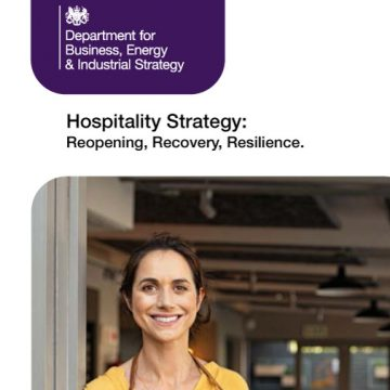 Government launches hospitality recovery plan